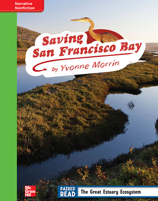 Reading Wonders, Grade 4, Leveled Reader Saving San Francisco Bay, Beyond, Unit 2, 6-Pack