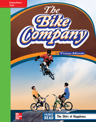 Reading Wonders, Grade 4, Leveled Reader The Bike Company, Beyond, Unit 6, 6-Pack