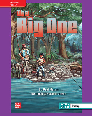 Reading Wonders, Grade 4, Leveled Reader The Big One, ELL, Unit 2, 6-Pack