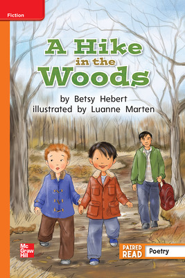 Reading Wonders, Grade 2, Leveled Reader A Hike in the Woods, Approaching, Unit 4, 6-Pack