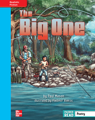 Reading Wonders, Grade 4, Leveled Reader The Big One, On Level, Unit 2, 6-Pack
