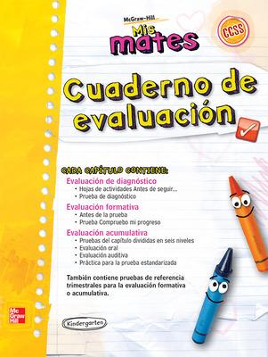 My Math Spanish Assessment Masters Grade K