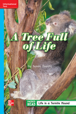 Reading Wonders, Grade 2, Leveled Reader A Tree Full of Life, On Level, Unit 2, 6-Pack
