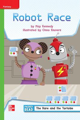 Reading Wonders, Grade 3, Leveled Reader Robot Race, Beyond, Unit 1, 6-Pack