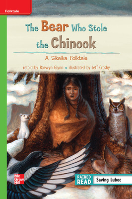 Reading Wonders, Grade 3, Leveled Reader The Bear Who Stole the Chinook, Beyond, Unit 2, 6-Pack