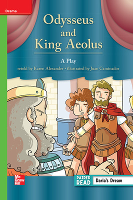 Reading Wonders, Grade 3, Leveled Reader Odysseus and King Aeolus: A Play, Beyond, Unit 6, 6-Pack