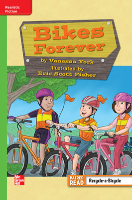 Reading Wonders, Grade 3, Leveled Reader Bikes Forever, Beyond, Unit 5, 6-Pack
