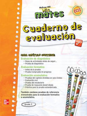 My Math Spanish Assessment Masters Grade 3