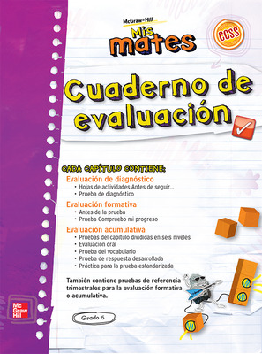 My Math Spanish Assessment Masters Grade 5
