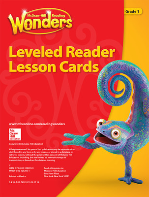 K-6 Reading and Writing Curriculum | Wonders | McGraw-Hill