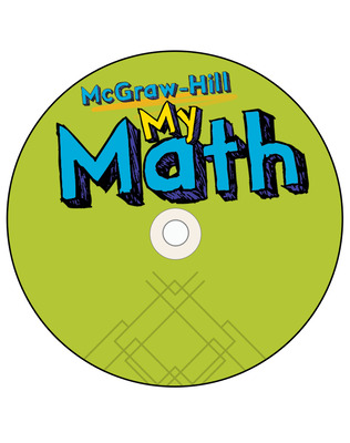 McGraw-Hill My Math, Grade PK, Spanish Math Songs Audio CD