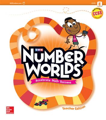 Number Worlds, Level E Teacher Edition