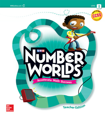 Number Worlds, Level I Teacher Edition