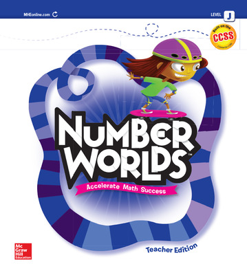 Number Worlds, Level J Teacher Edition