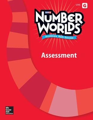 Number Worlds Level G, Assessment