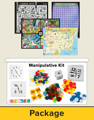 Number Worlds Level I, Manipulatives Plus Pack