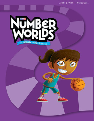 Number Worlds Workbook Package 25-pack Level H