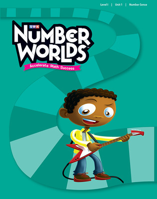 Number Worlds Workbook Package 25-pack Level I