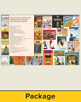 Reading Wonders, Grade 3, Classroom Trade Book Library