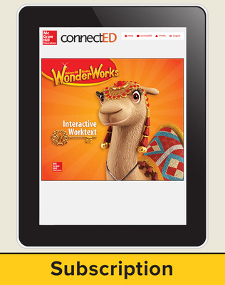 Reading Wonderworks Kits 6 Year Subscription Grade 3