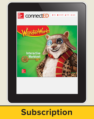 Reading Wonderworks Kits 6 Year Subscription Grade 4