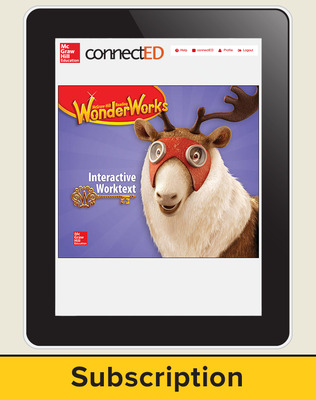 Reading Wonderworks Kits 6 Year Subscription Grade 5