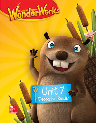 Reading WonderWorks Decodable Reader Unit 7 Grade K