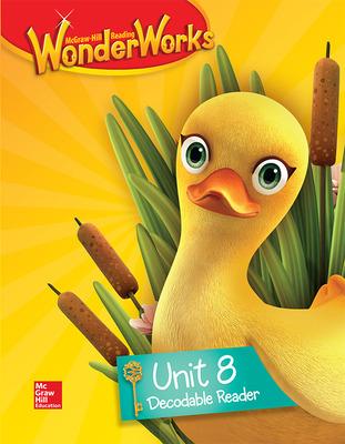 Reading WonderWorks Decodable Reader Unit 8 Grade K