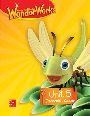 Reading WonderWorks Decodable Reader Unit 5 Grade K