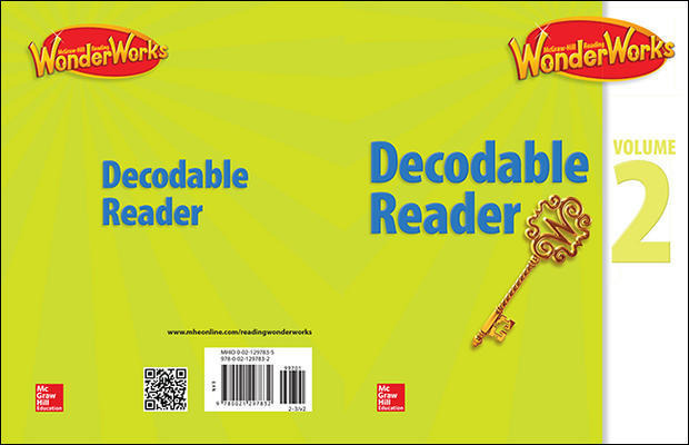 Reading WonderWorks Decodable Reader Volume 2 Grade 2-3