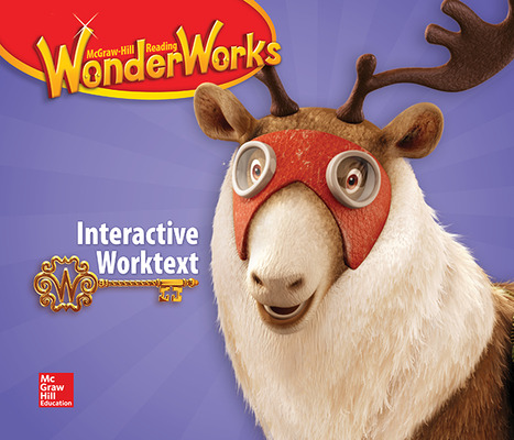Reading Wonderworks Interactive Worktext Grade 5