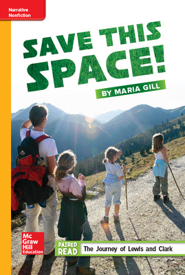 Reading WonderWorks Apprentice Save This Space Unit 1 Week 3 Grade 5