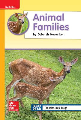 Reading WonderWorks Apprentice Animal Families Unit 2 Week 4 Grade 2