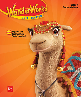 Reading Wonderworks Teacher Edition Grade 3