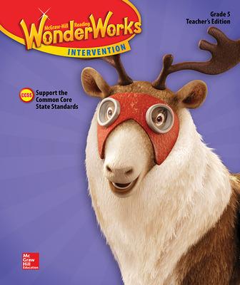 Reading Wonderworks Teacher Edition Grade 5