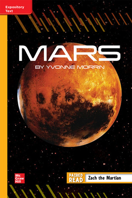 Reading WonderWorks Apprentice Mars Unit 5 Week 4 Grade 5