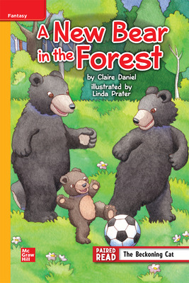 Reading WonderWorks Apprentice New Bear in the Forest Unit 3 Week 1 Grade 4
