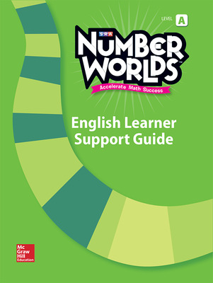 Number Worlds Level A English Learner Support Guide