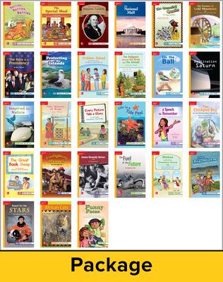 Reading WonderWorks Apprentice Leveled Readers Package 1 of 30 Grade 3