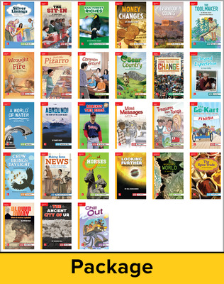 Reading WonderWorks Apprentice Leveled Readers Package 1 of 30 Grade 6