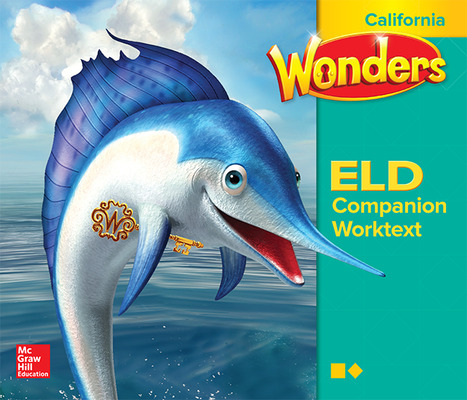 Wonders for English Learners CA G2 Companion Worktext/Expanding/Bridging