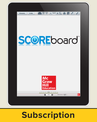 AP Economics SCOREboard, 1-year subscription (school)