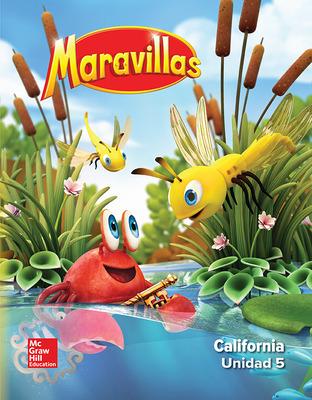 Lectura Maravillas CA |  Reading/Writing Workshop Volume 5 Grade K