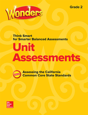 Wonders Think Smart for Smarter Balanced CA Unit Assessment Grade 2