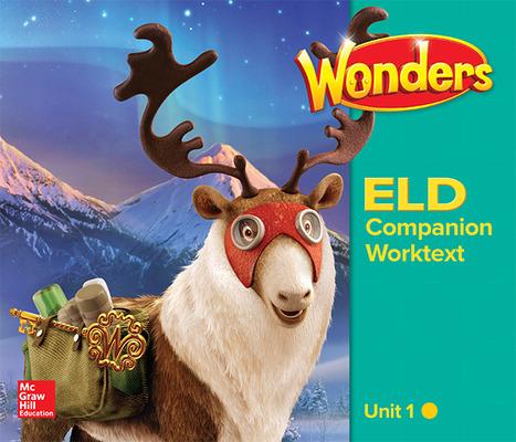 Wonders for English Learners G5 U1 Companion Worktext Beginning