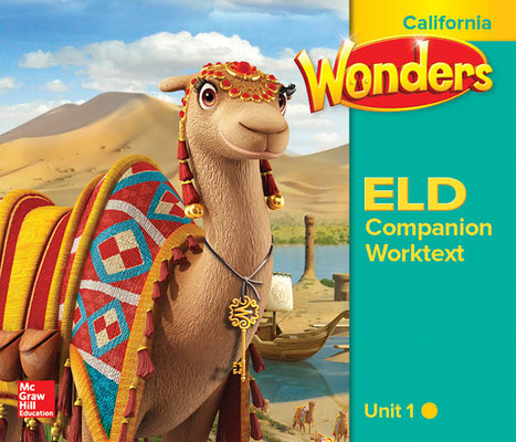 Wonders for English Learners CA G3 U1 Interactive Worktext/Emerging