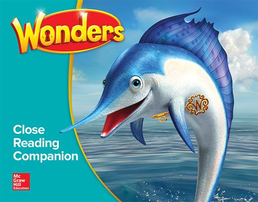 Wonders Close Reading Companion, Grade 2