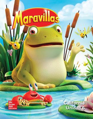 Lectura Maravillas CA |  Reading/Writing Workshop Volume 6 Grade K