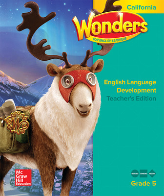 Wonders for English Learners CA G5 Teacher's Edition