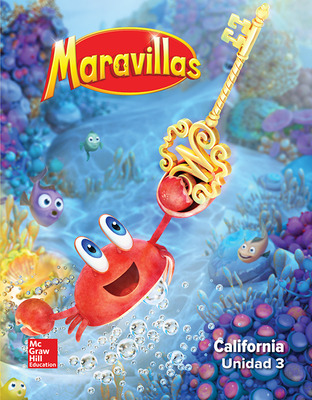 Lectura Maravillas CA |  Reading/Writing Workshop Volume 3 Grade K